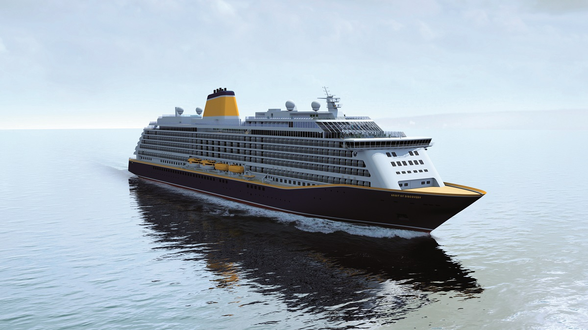 Saga Cruises Reveals First Glimpse Inside Spirit Of