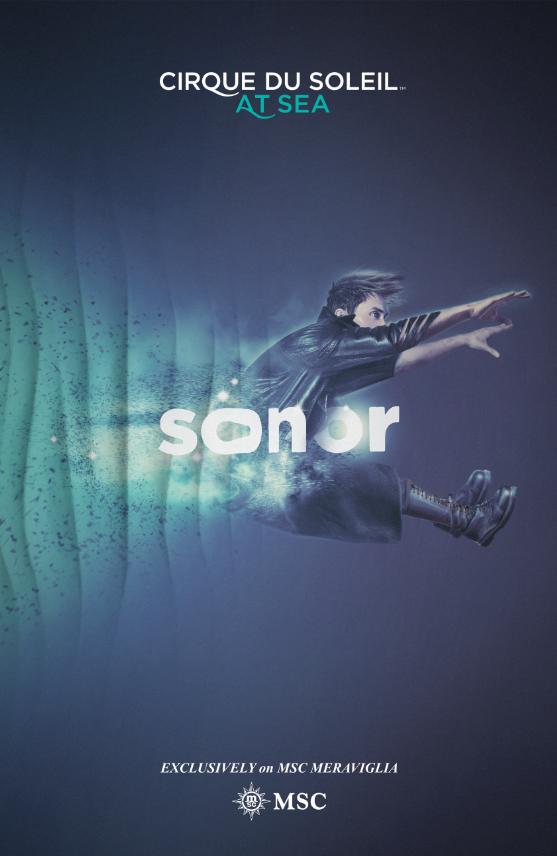 Sonor - Cirque du Soleil