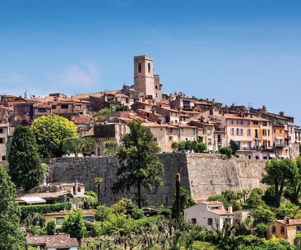 St Paul de Vence - French Riviera - France
