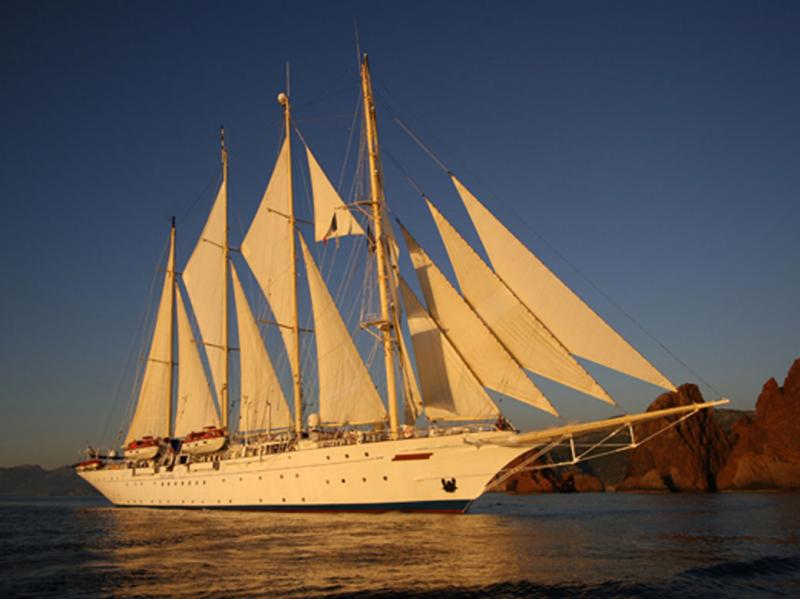 Star Flyer - Star Clippers