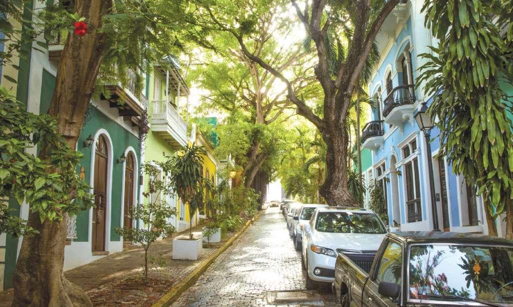 Street - Puerto Rico