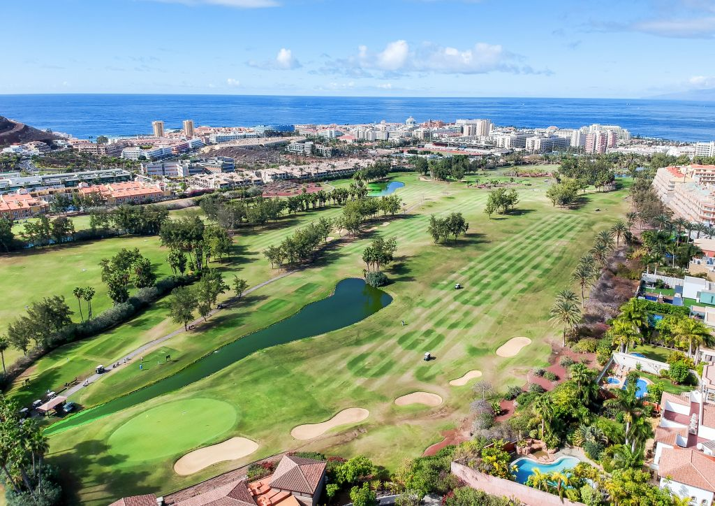 Tenerife Golf course
