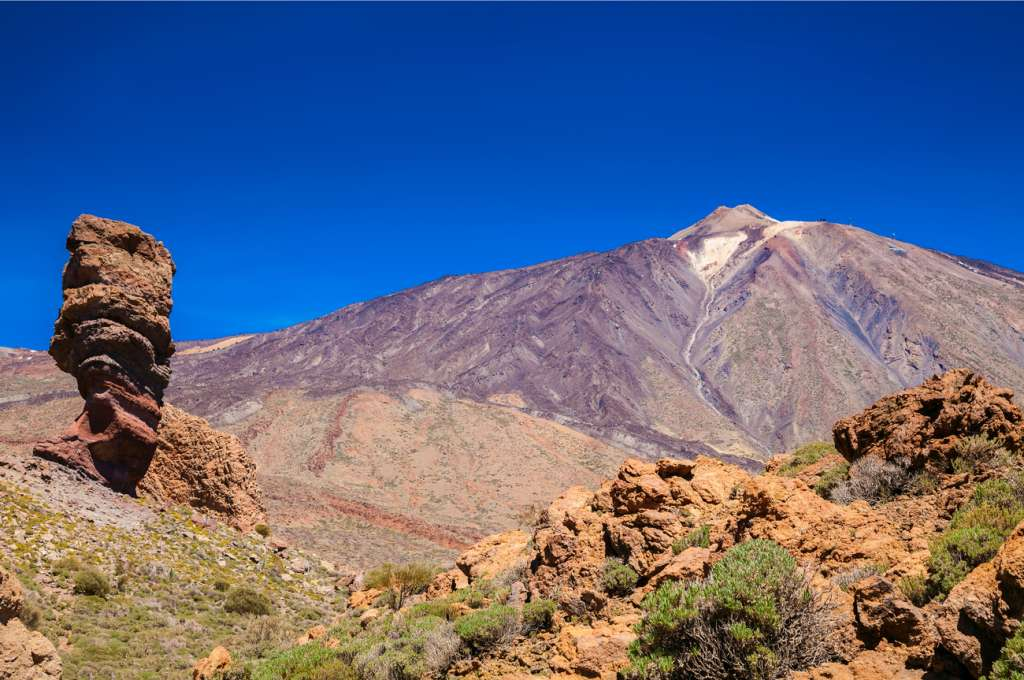 The Roques de Garcia - Tenerife