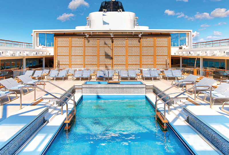 Viking Star - Swimming pool