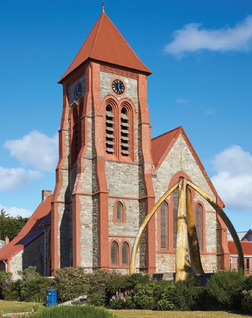 Church - Falkland Islands