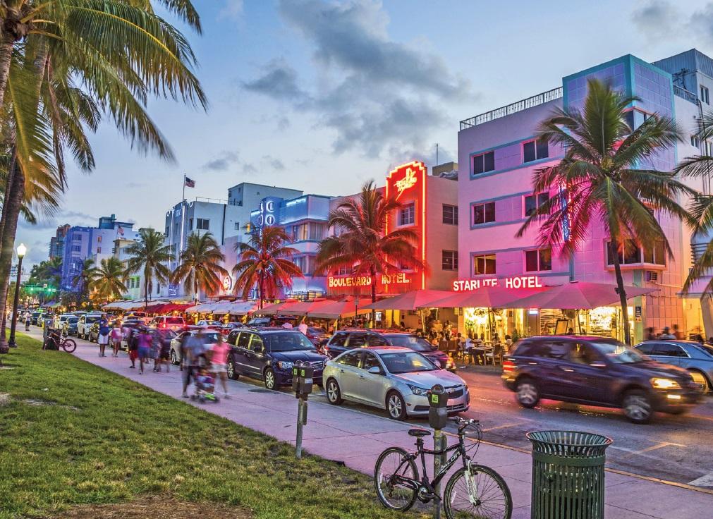 Hotels - Miami
