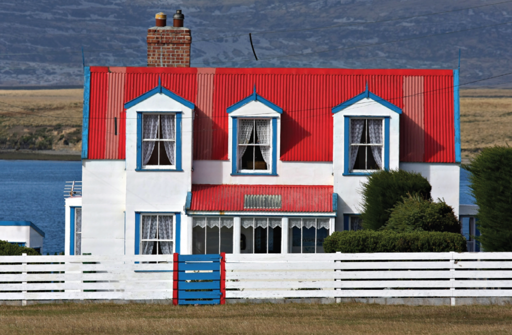 House - Falkland Islands