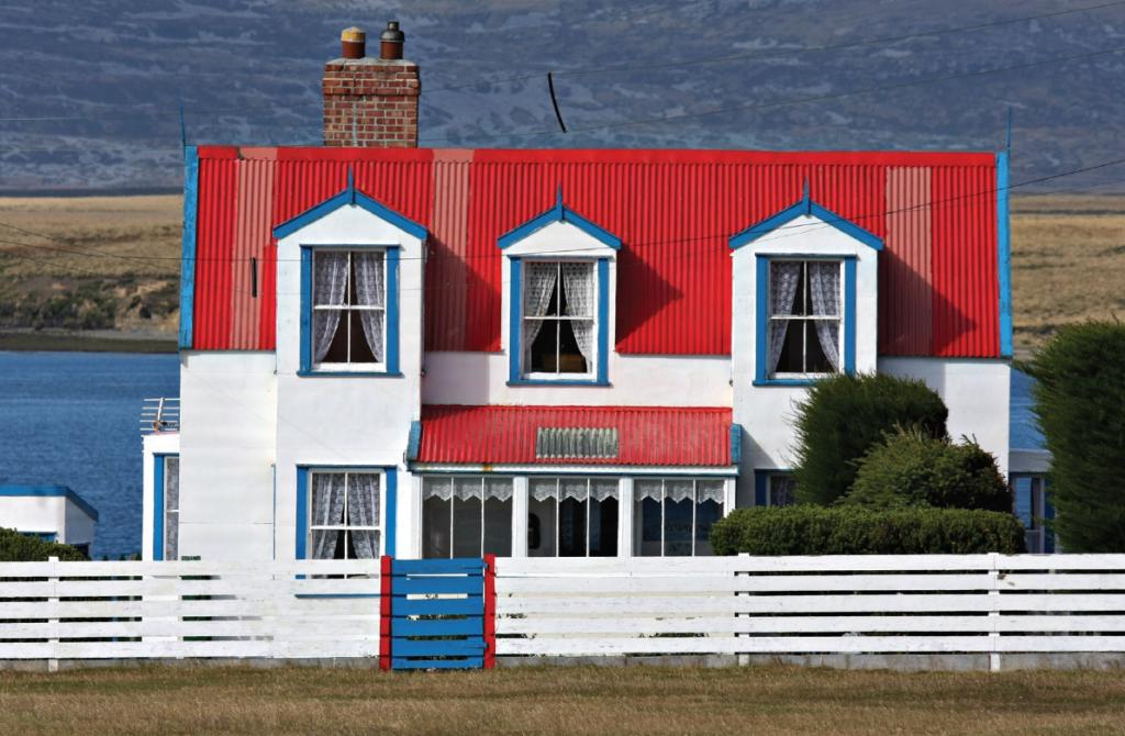 House - Falkland Islands