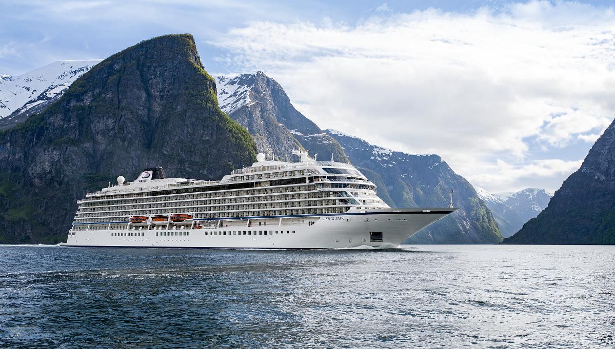 Viking Cruises Unveils New Winter Northern Lights