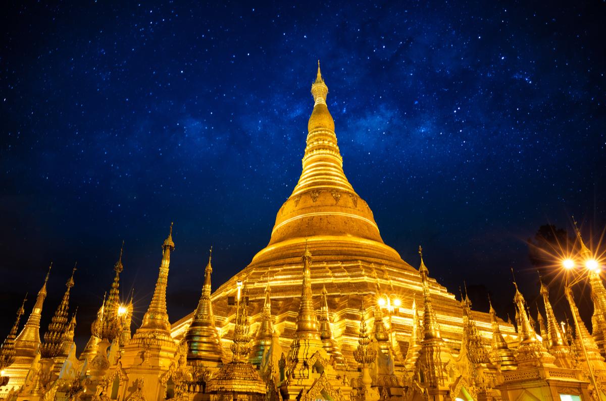 Corner Pagoda