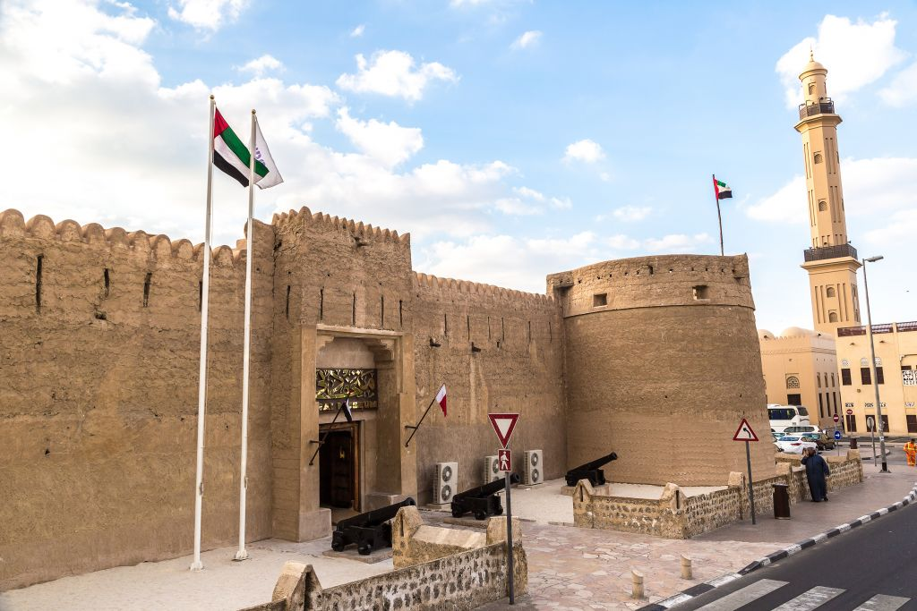 Dubai museum is one of the top things to do in Dubai