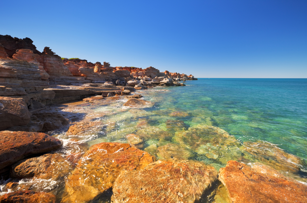 Western Australia S Kimberley Coast World Of Cruising Magazine
