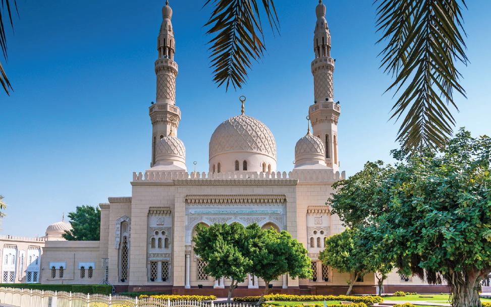 Dubai - Jumeirah Mosque
