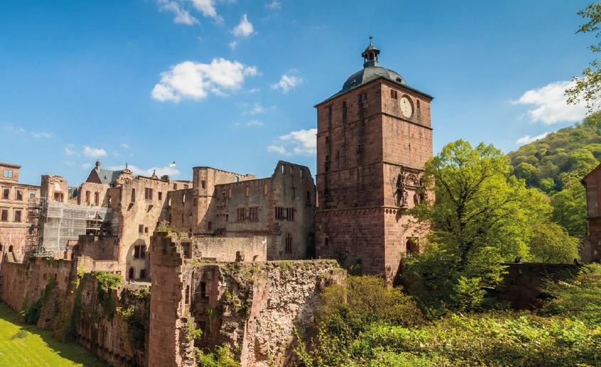Heidelberg Castle - Germany