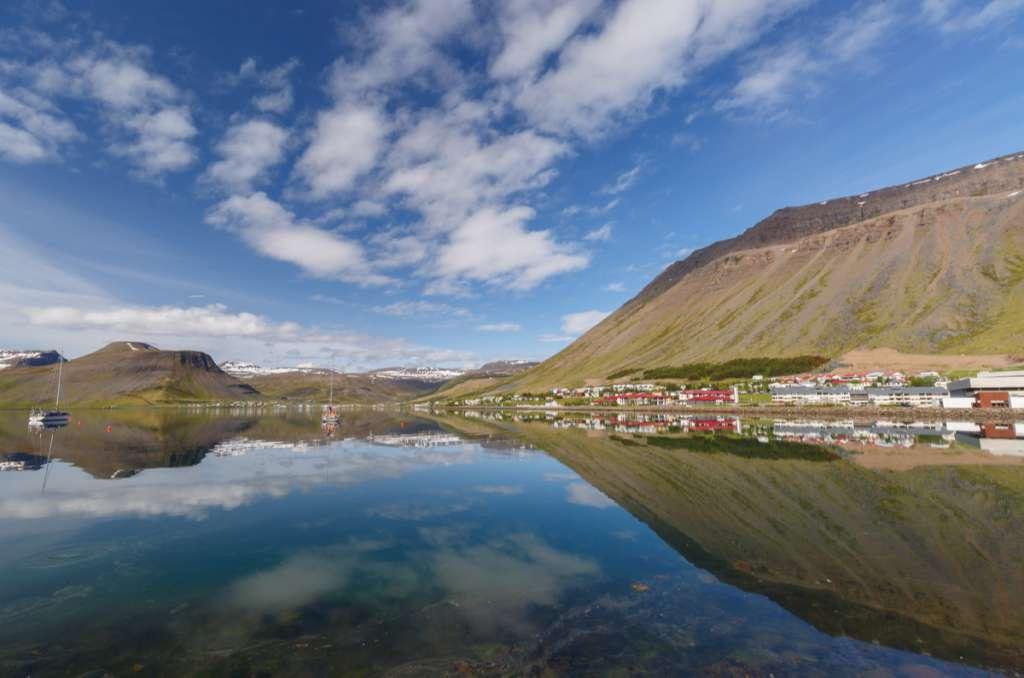 Isafjordur -Iceland