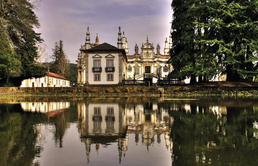 Mateus Palace - Douro