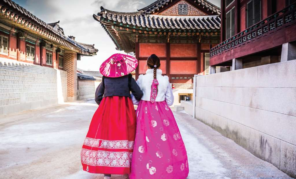 Gyeongbokgung Palace - Seoul - South Korea