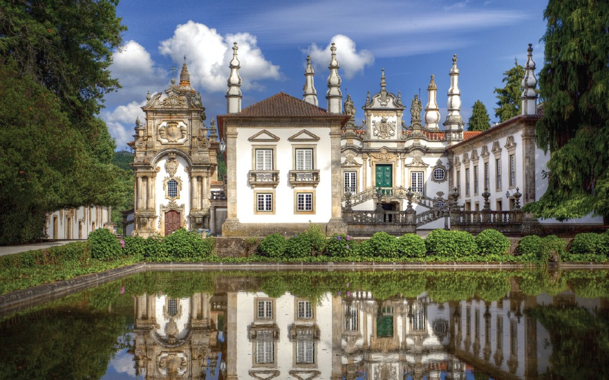 Mateus Palace - Douro - Portugal