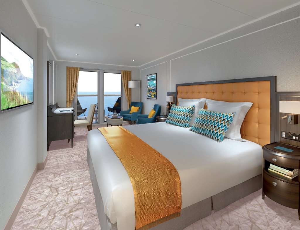Solo cruise travel is made easy with single cabins available on Saga's Spirit of Discovery
