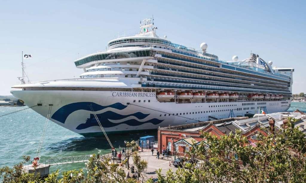 Caribbean Princess - Princess Cruises