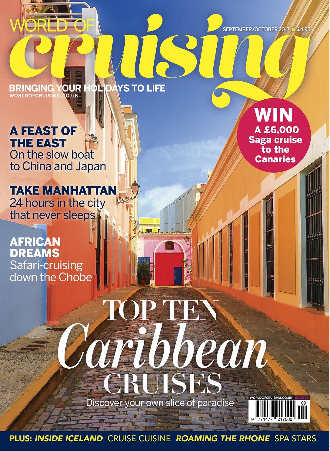 World of Cruising September 2017 issue