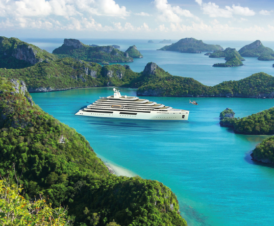 Crystal Endeavour - Crystal Cruises