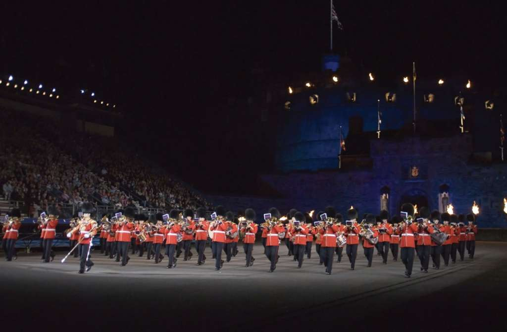 Edinburgh's Military Tattoo