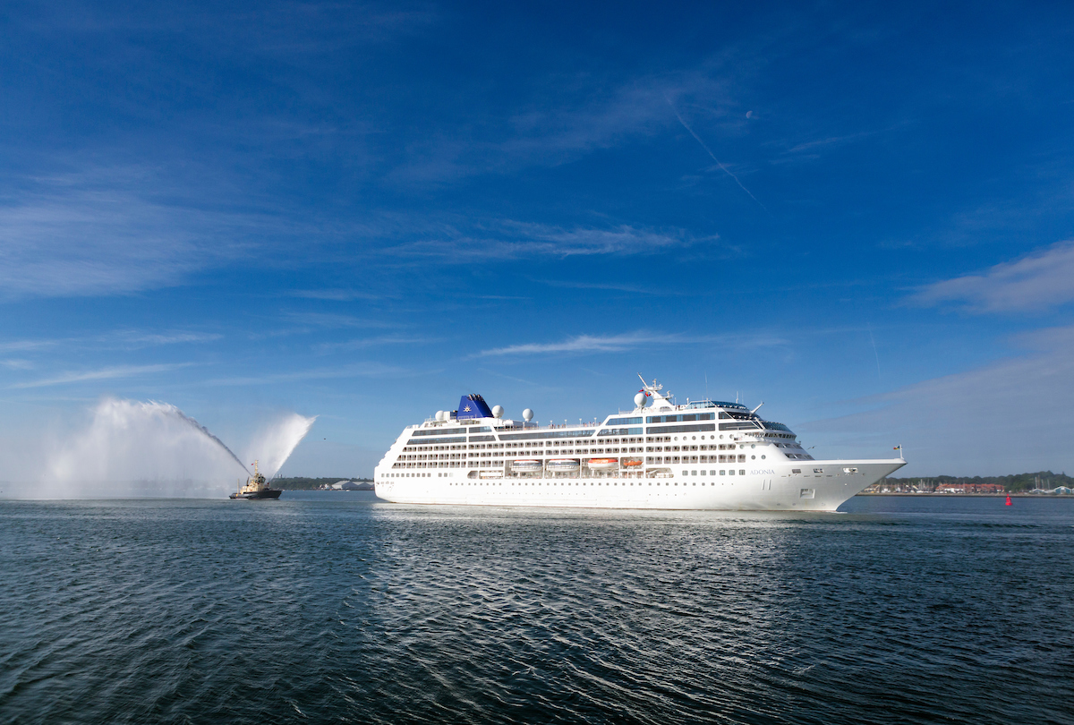 Adonia to join Azamara fleet""