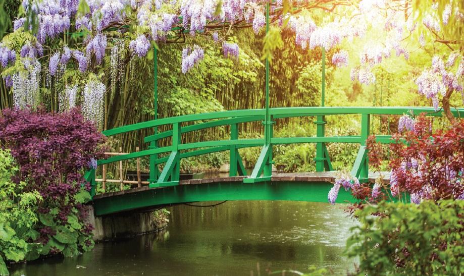 Monet's Garden - Giverny - France