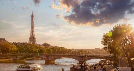 Paris - Seine - France