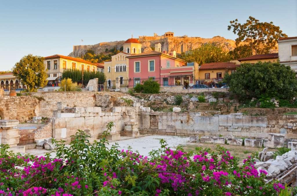 Plaka - Athens - Greece