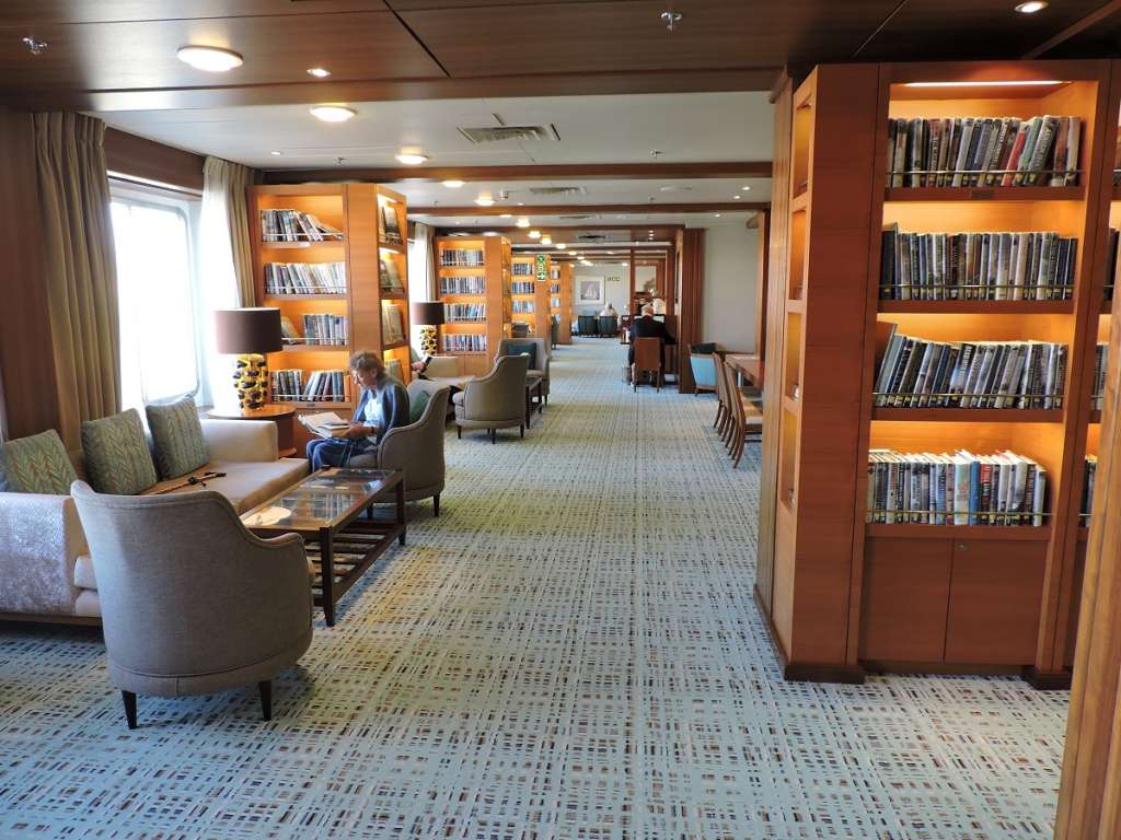 Saga Pearl II library