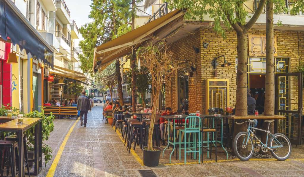 Street - Athens - Greece