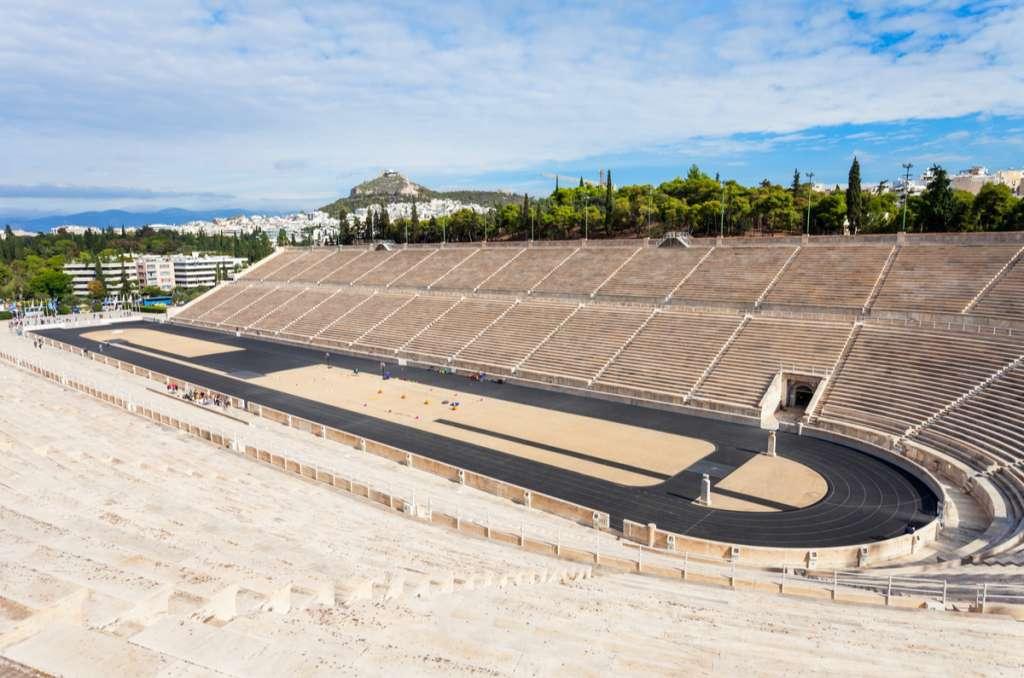 The Panathenaic Stadium - Athens - Greece