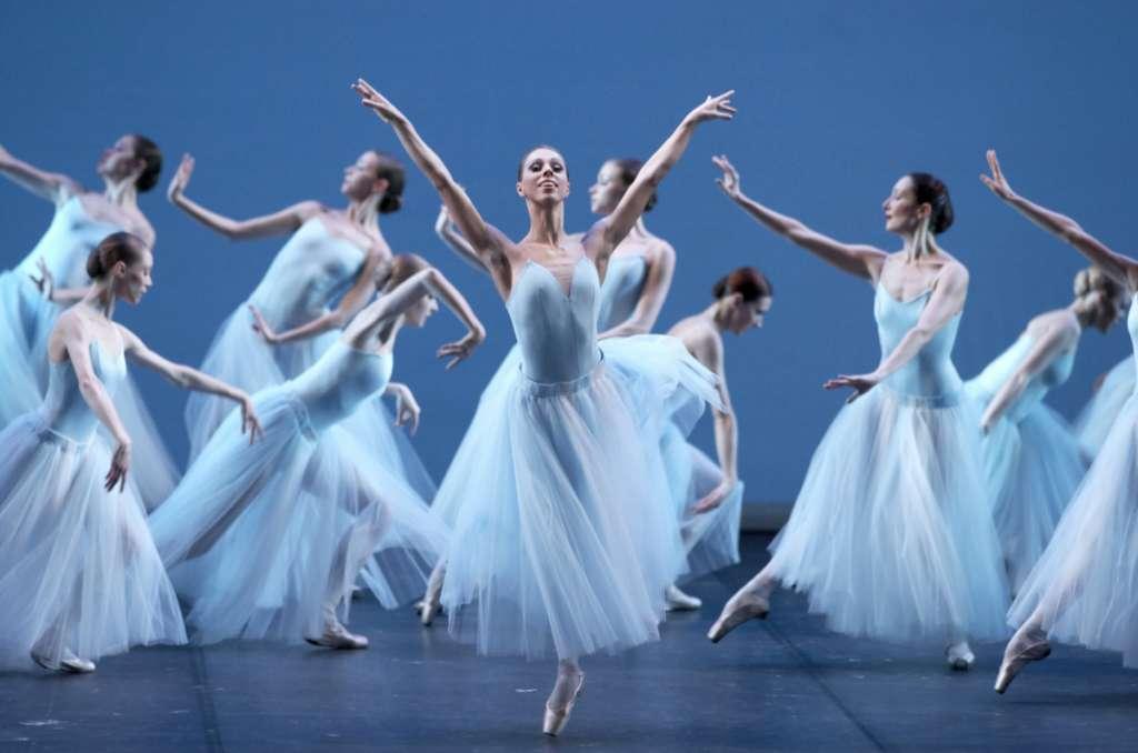 St Petersburg ballet