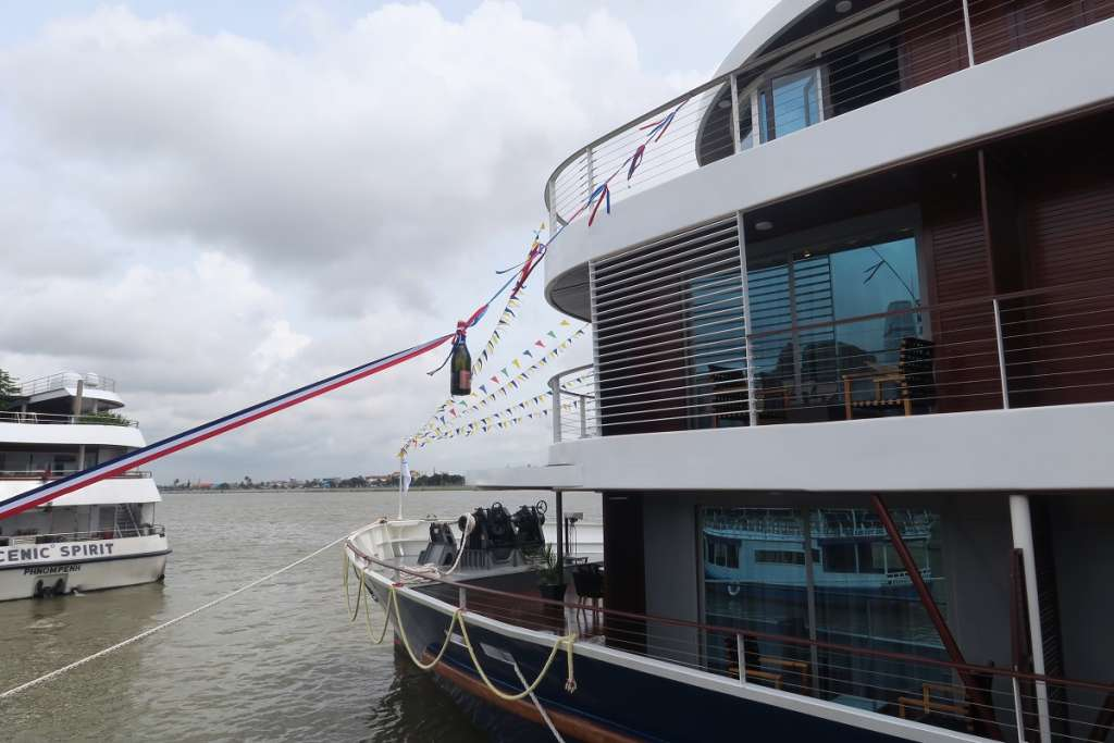 New CroisiEurope ship Indochine II