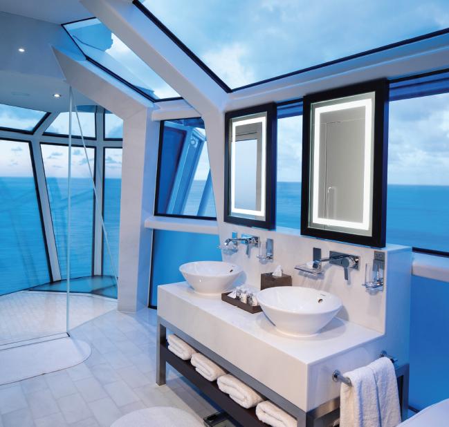 Celebrity Reflection - Owner's suite