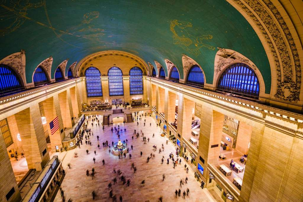 Grand Central Station - New York - USA