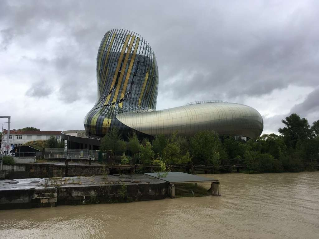 La cite du vin - Bordeaux