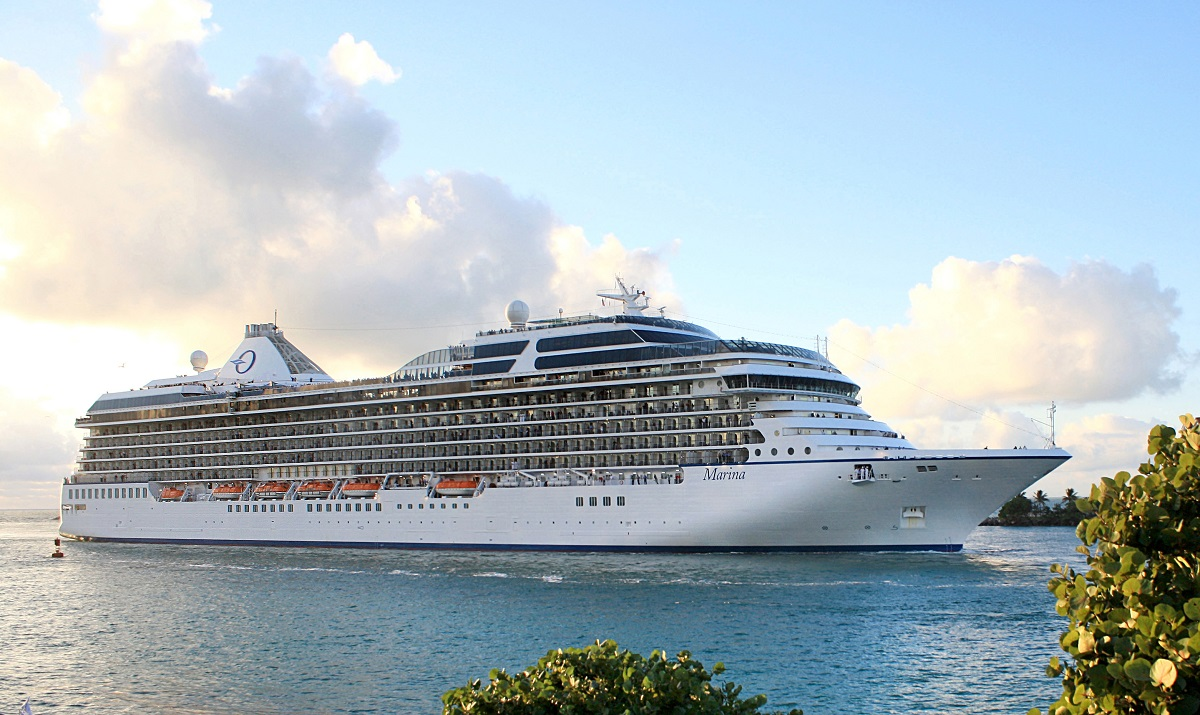 Sail Through Christmas And Into The New Year With Oceania Cruises World Of Cruising Magazine