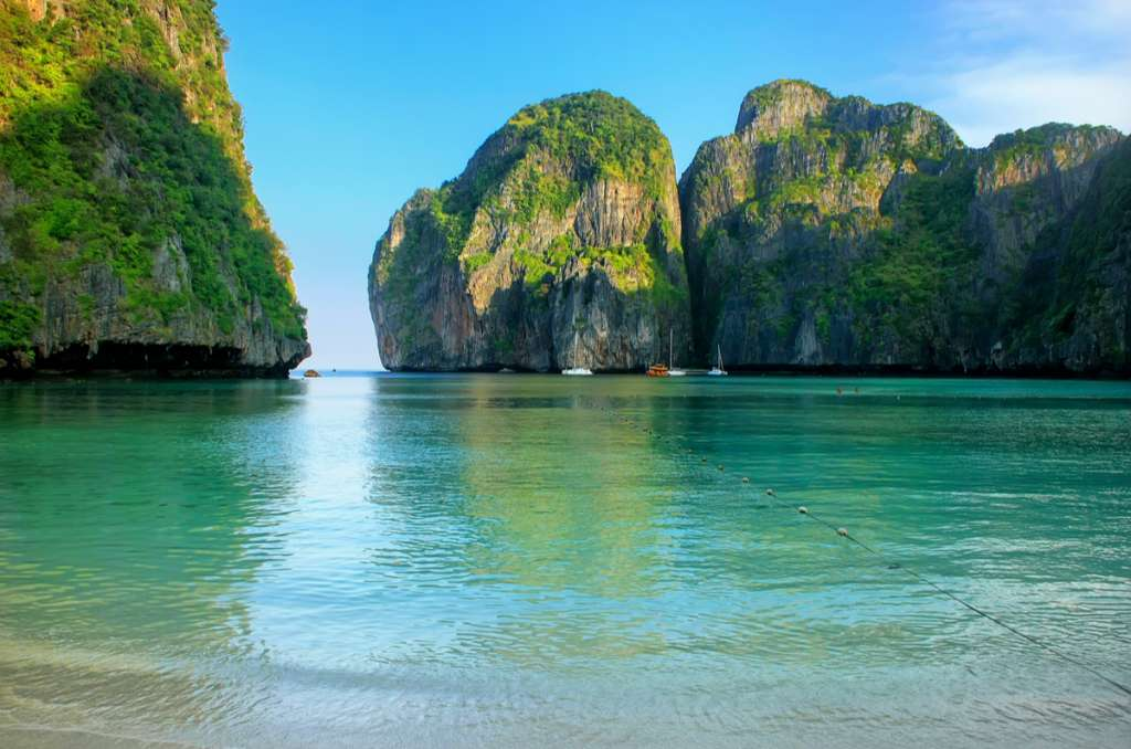 Phi Phi Le - Thailand