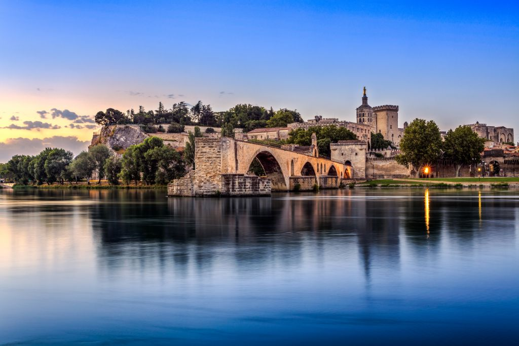 Rhone, river cruise