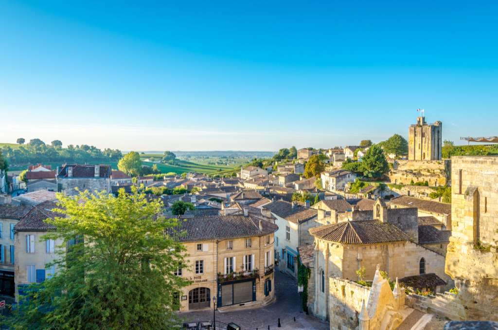 Saint-Emilion - Bordeaux - France