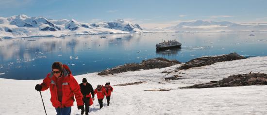 Silversea: Antarctica - adventure - Silversea