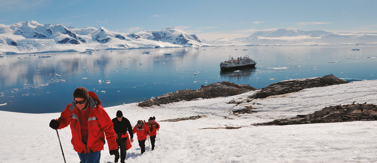 Visit Antarctica The Final Frontier World Of Cruising Magazine