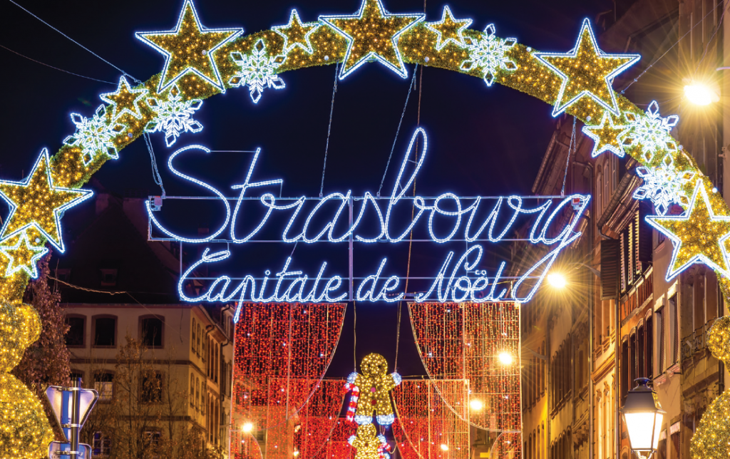 Christmas shopping - Strasbourg