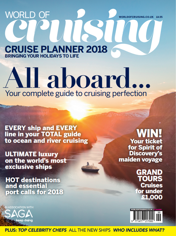 Cruise Planner 18