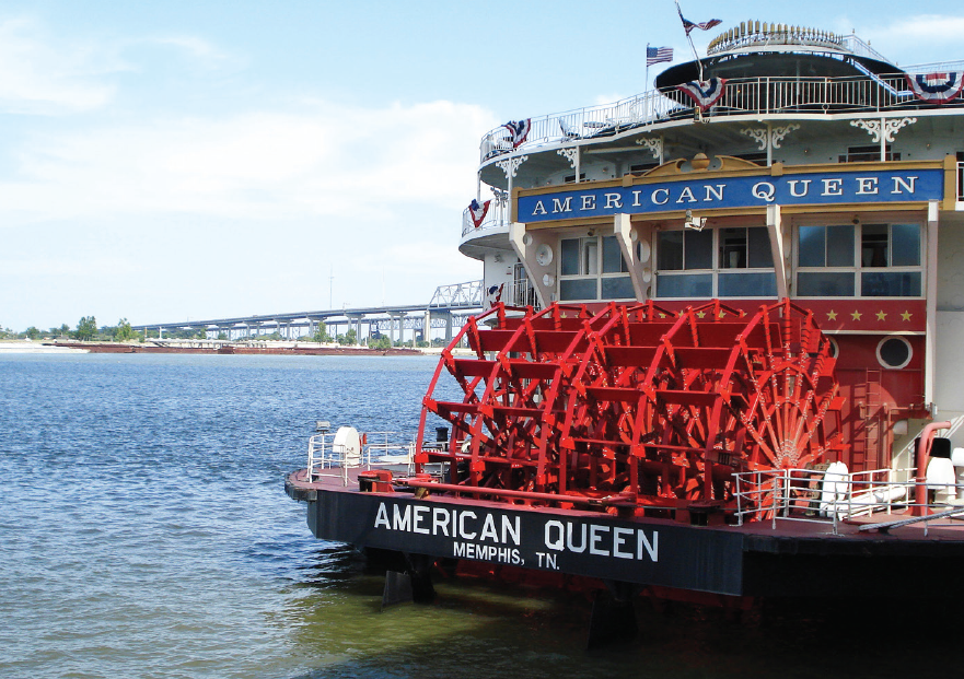 American Queen - Steamboat