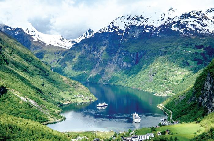 Geirangerfjord - Fjords - Norway