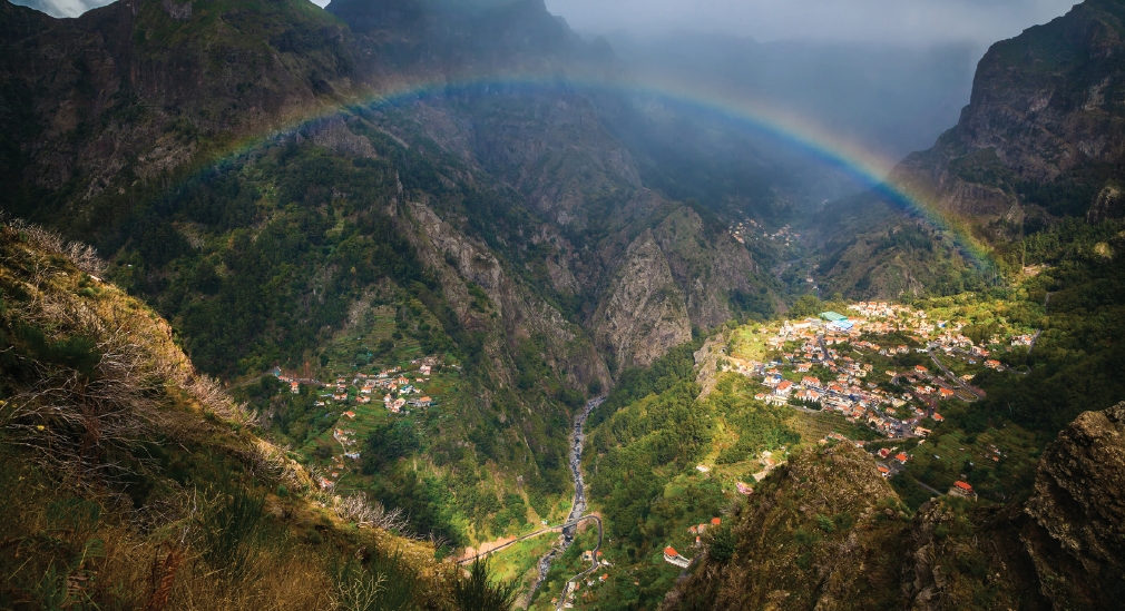 Nun's Valley - Madeira